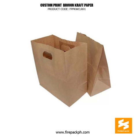 brown recycle paper supplier manila