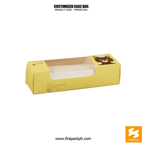 cake box make cebu supplier