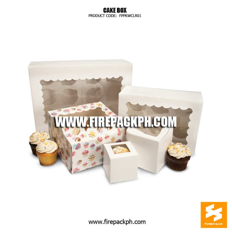 cake box maker cebu manila supplier