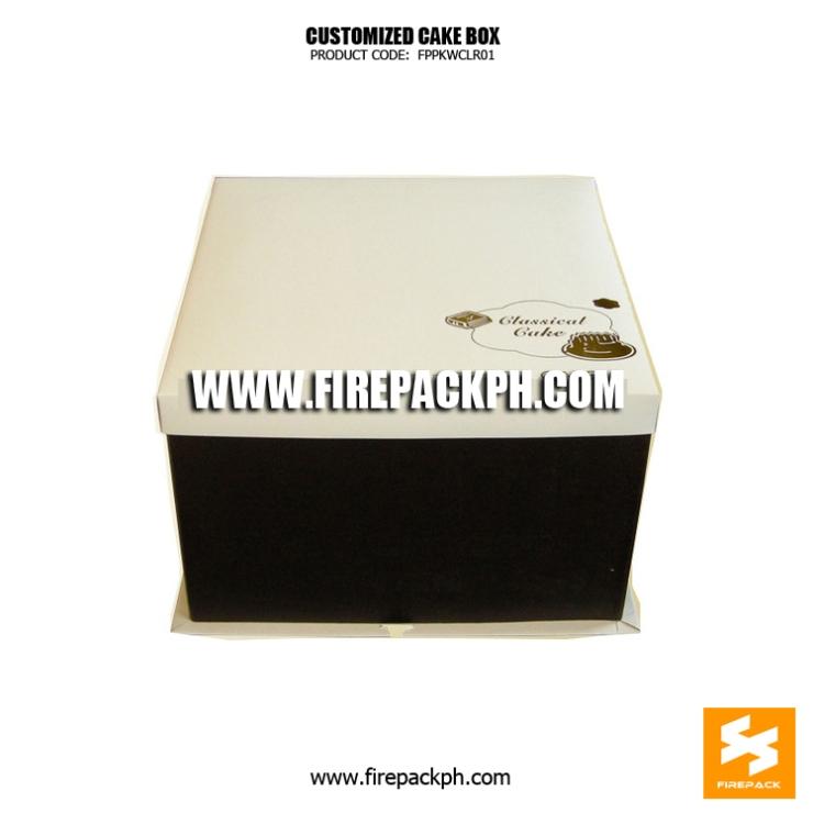 cake box manufacturer cebu manila supplie