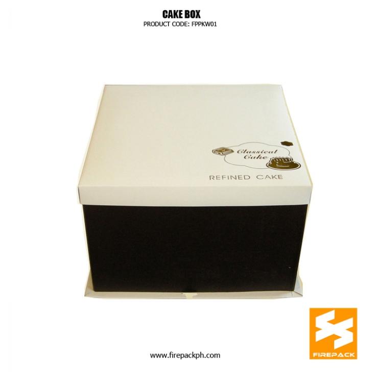 cake box supplier maker cebu