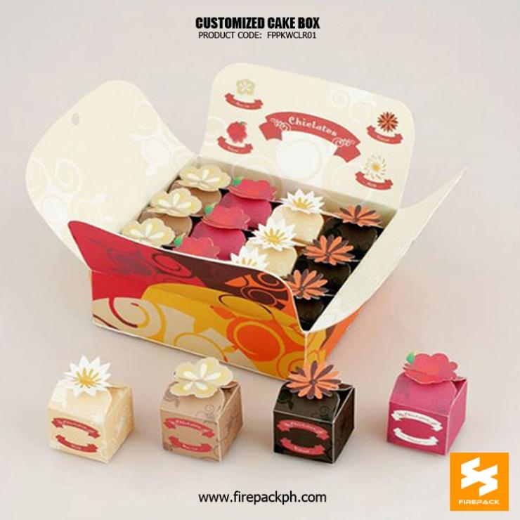 cake box supplier manila firepack