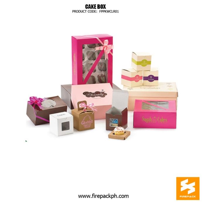 cake box supplier manila
