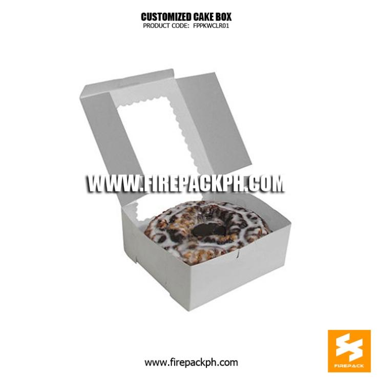 cheap cake box maker cebu supplier manila