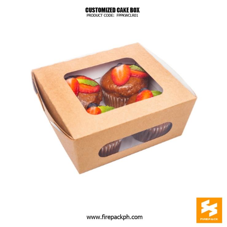 cheap cake box supplie make