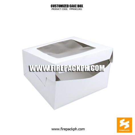 cheap cake box supplier manila
