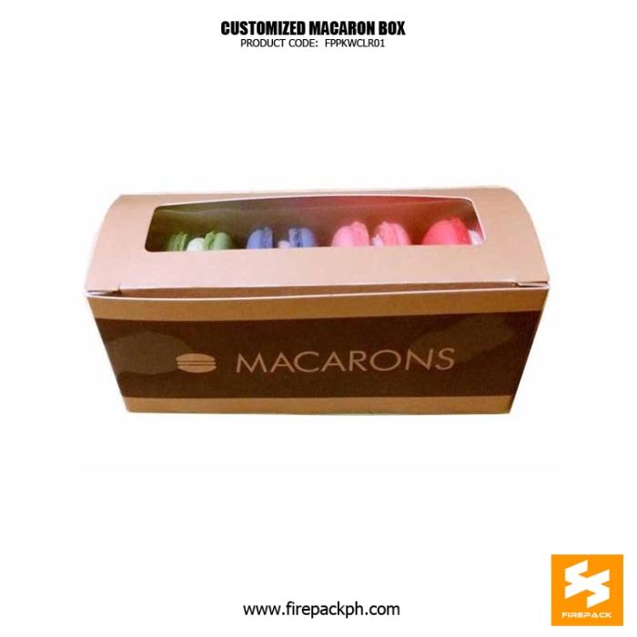 cheap macaron box affordable