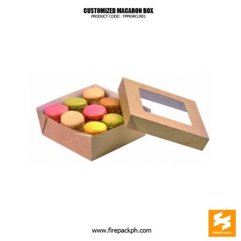 cheap macaron box maker manila supplier firepack