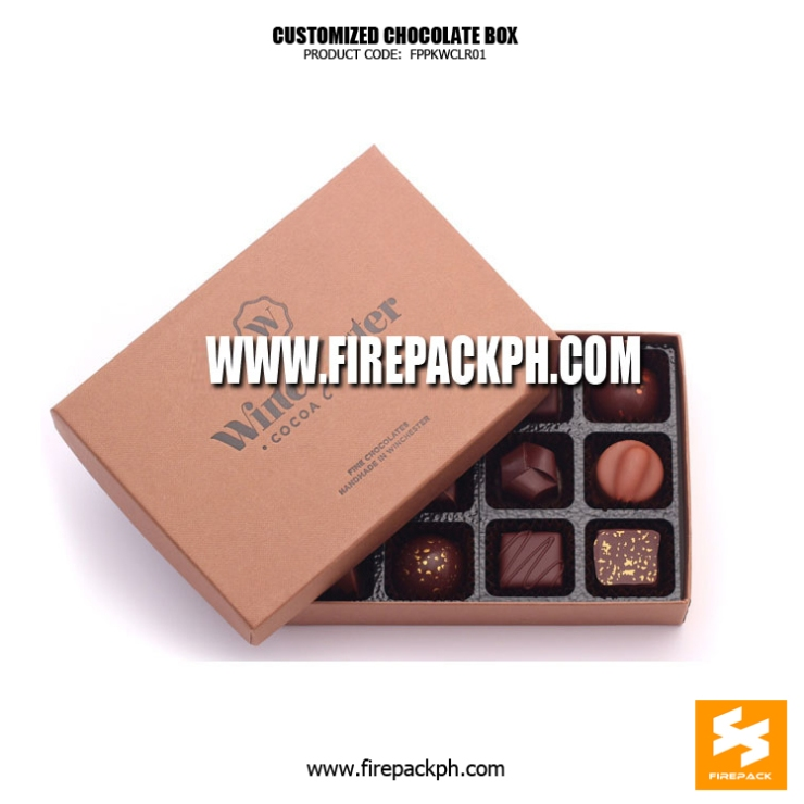 chococolate box affordable supplier