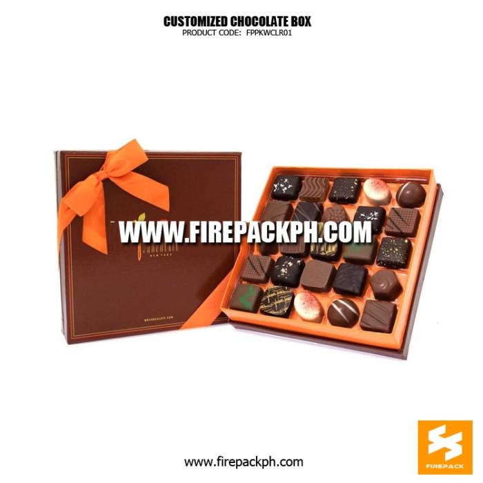 chocolate box make supplier bacolod