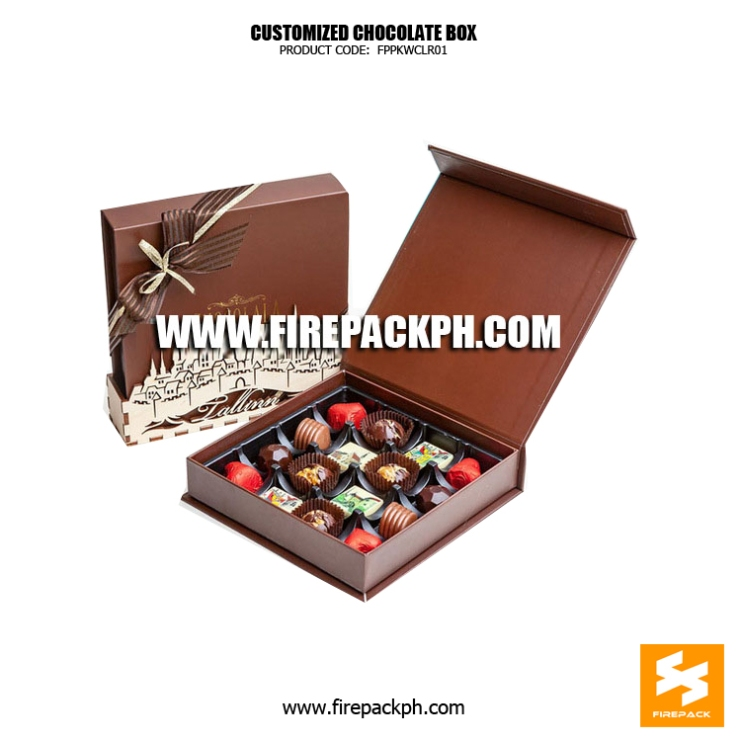chocolate box maker
