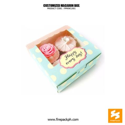cupcake box maker cebu supplier