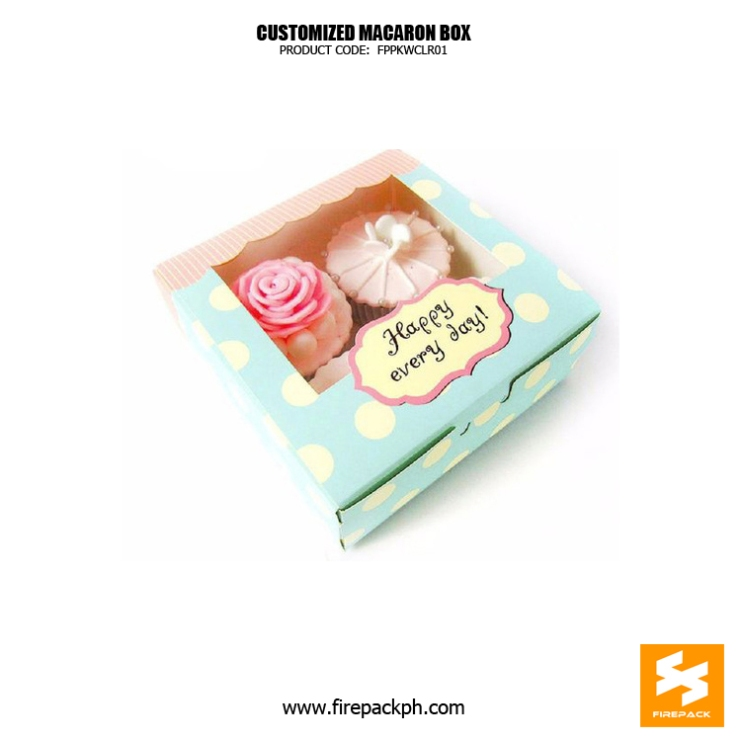 cupcake box maker cebu supplier
