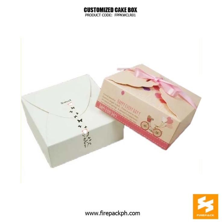 customized cake box maker cebu