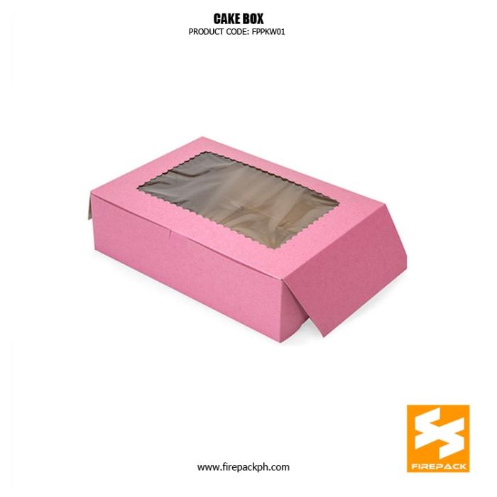 customized cake box supplier manila firepack supplier japan