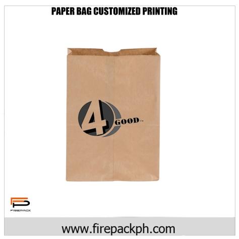 customized printing paper firepack cebu