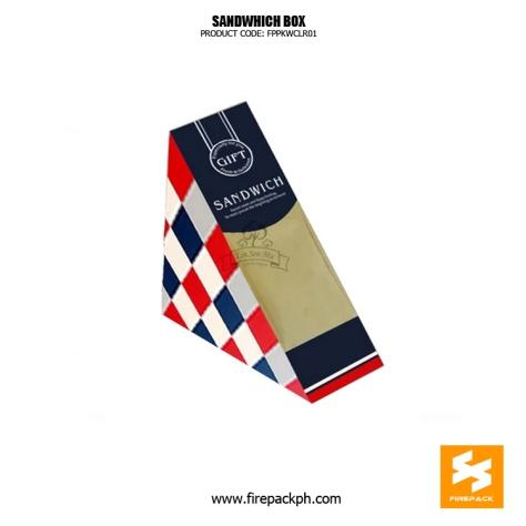 customized sandwhich box supplier manila