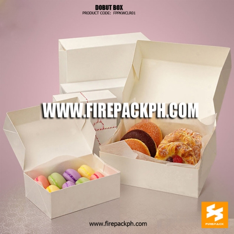 donut box maker supplier cebu