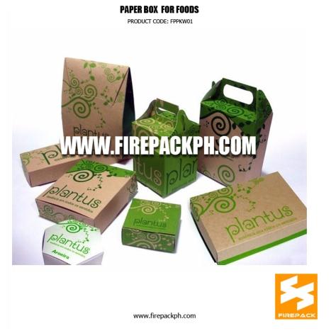 fastfood box supplier maker manila queon city