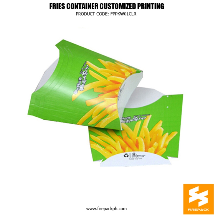french fries holder supplier manila firepack