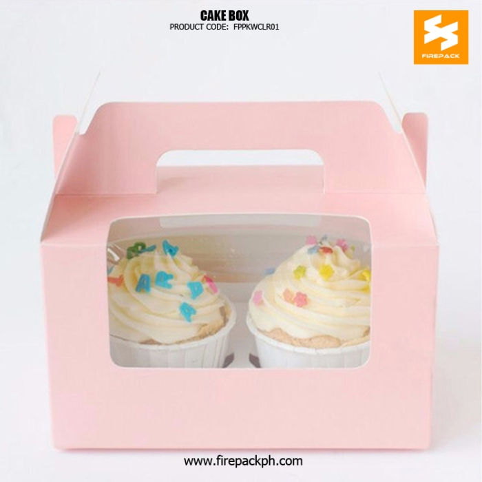 gable box for cake supplier cebu