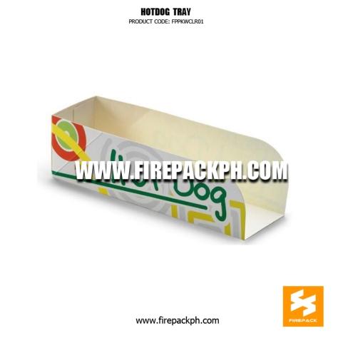 hotdog tray supplier maker firepack