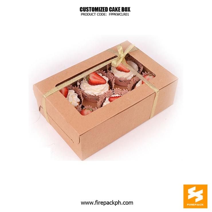 kraft paper box maker supplier manila