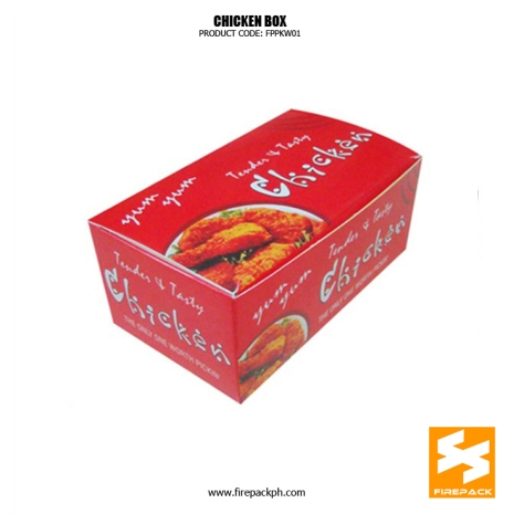 lechon manok box supplier maker manila firepackp