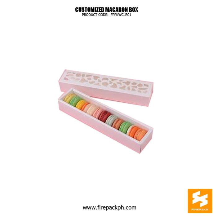 macaron box maker cebu firepack