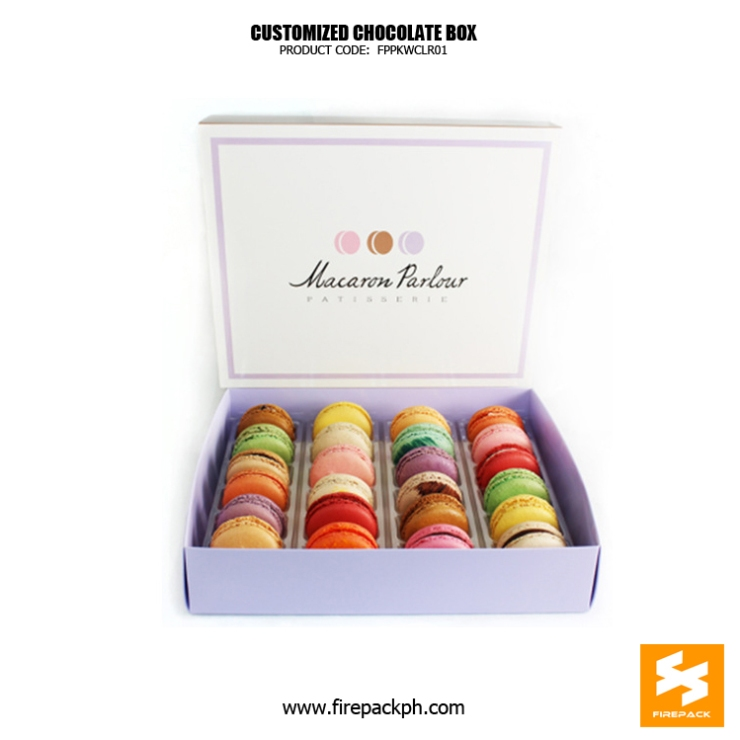 macaron box maker supplier manila