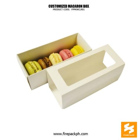 macron box 5 pcs design white color supplier manila