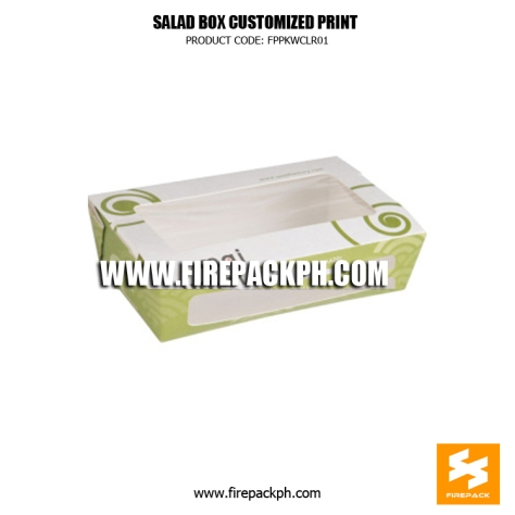 meal box with window supplier londonm supplier italy