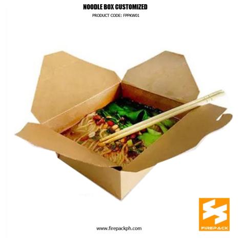 noodle box maker supplier manila firepack