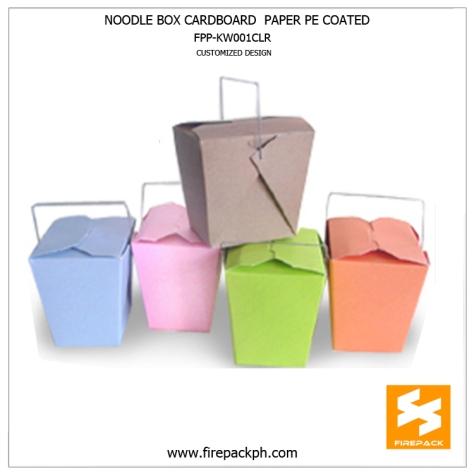 noodle box supplier with handle supplier quezon city firepack