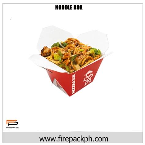pancit box rice box
