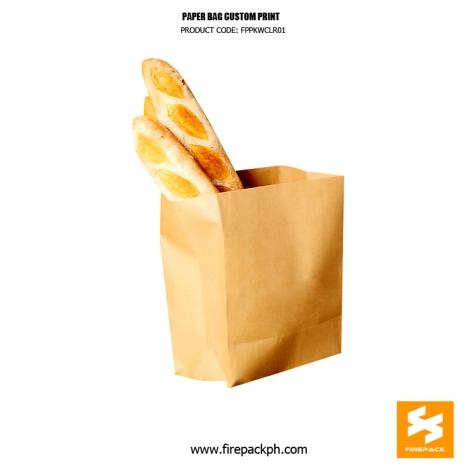 paper bag customized printing supplier manila