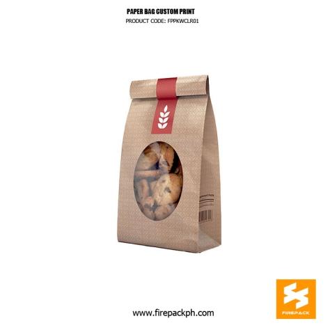 paper bag laminated digital printing supplier manila firepack