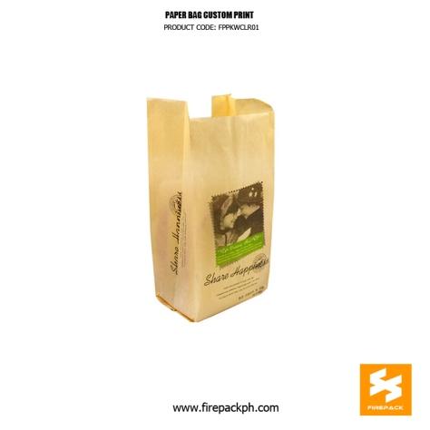 paper bag supplier cebu custom printing firepack