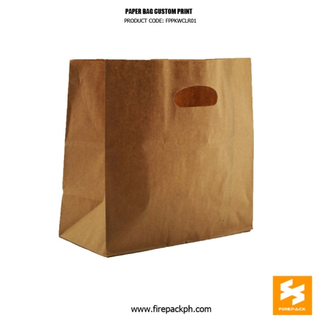 paper bag with print supplier manila supplier