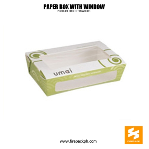 paper box meal supplier maker