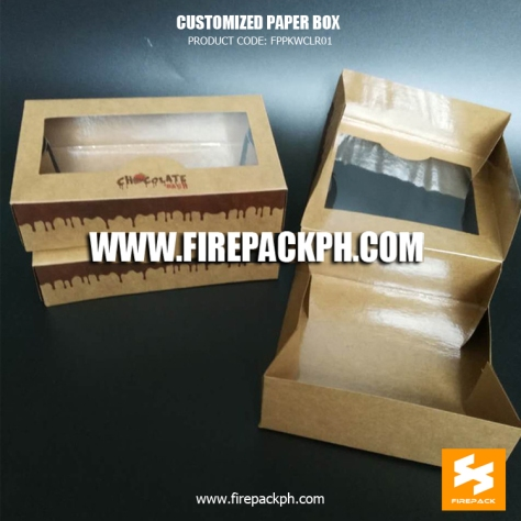 paper box meal supplier manila