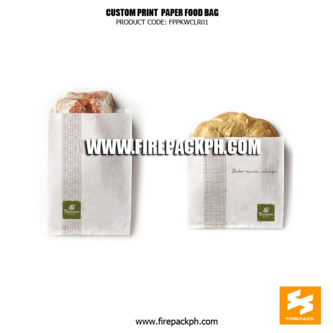 paper food bag customized printing manila quezon city