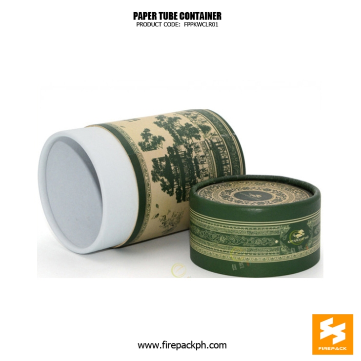 paper tube container supplier cebu
