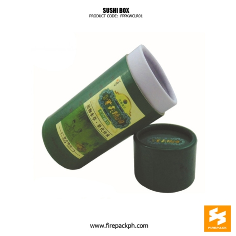paper tube green color supplier manila