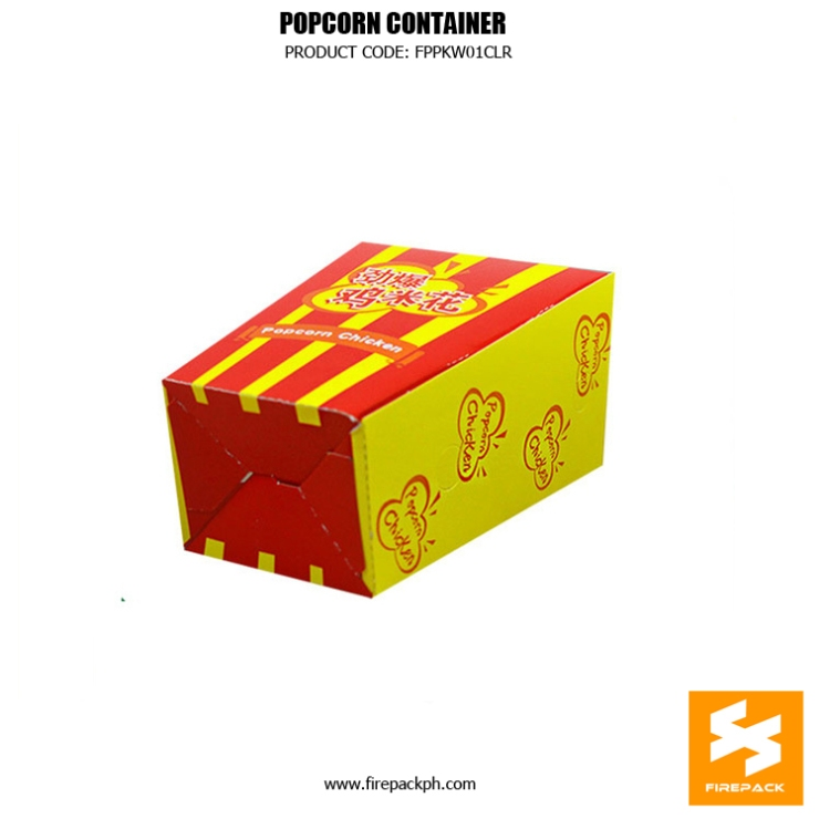 popcorn container box supplier cebu usa china canada