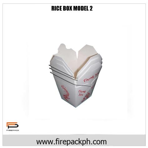 RICE BOX 2