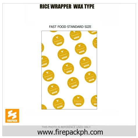 rice wrapper waxe type