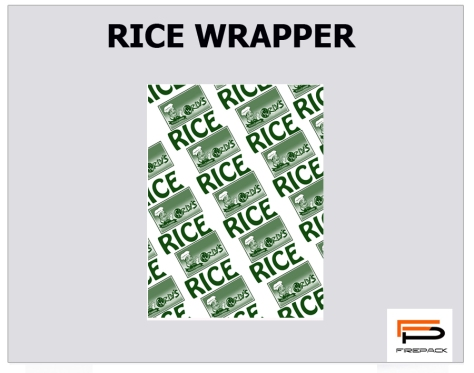 RICE WRAPPER
