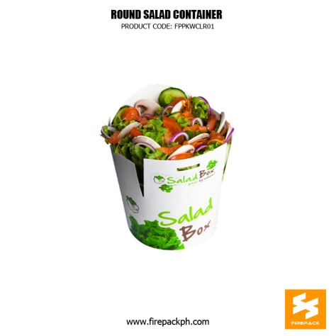 round bowl salad container supplier manila