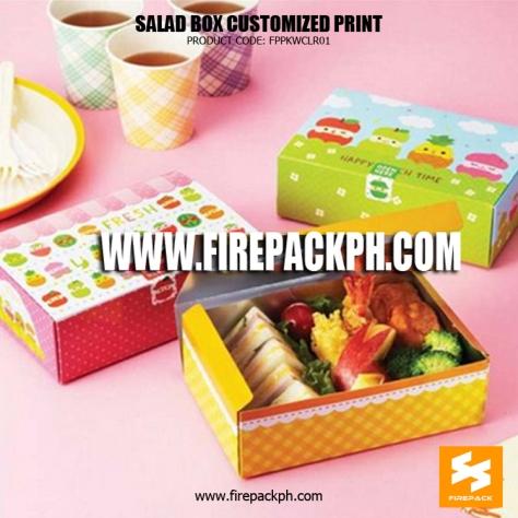salad box supplier maker supplier manila